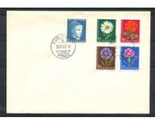 1963 - LOTTO/22307 - SVIZZERA - PRO JUVENTUTE - BUSTA FDC