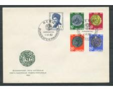 1962 - LOTTO/22308 - SVIZZERA - PROPATRIA - BUSTA FDC