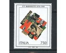1996 - LOTTO/22415 - REPUBBLICA - T.MARINETTI - NUOVO