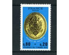 1975 - LOTTO/22632 - FRANCIA - GIORNATA DEL FRANCOBOLLO - NUOVO