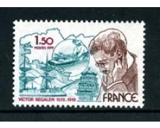 1979 - LOTTO/22636 - FRANCIA - VICTOR SEGALEN - NUOVO