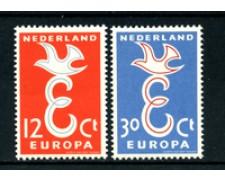 1958 - LOTTO/22671 - OLANDA - EUROPA 2v. -  NUOVI
