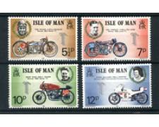 1975 - LOTTO/22901 - ISOLA DI MAN - MOTOCICLISMO 4v. - NUOVI
