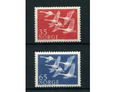 1956 - LOTTO/22920 - NORVEGIA - NORDEN 2v. - NUOVI