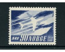 1961 - LOTTO/22921 - NORVEGIA - SCANDINAVIAN AIRLINES - NUOVO
