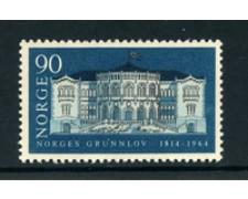 1964 - LOTTO/22929 - NORVEGIA - PALAZZO STORTING - NUOVO