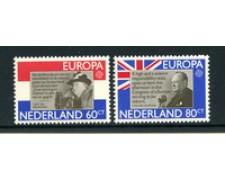 1980 - LOTTO/22939 - OLANDA - EUROPA 2v. - NUOVI