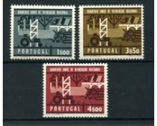 1966 - LOTTO/22940 - PORTOGALLO - 40° RIVOLUZIONE 3v. - NUOVI