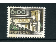 1974/75 - LOTTO/22943 - PORTOGALLO - 6 e. MONASTERO DI LECA - FOSFORO - NUOVO