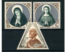 1955 - LOTTO/22983 - MONACO - ANNO SANTO 3v. - NUOVI