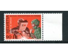 1988 - LOTTO/23145 - SERVIZIO - 90c. UFFICIO LAVORO NUOVO
