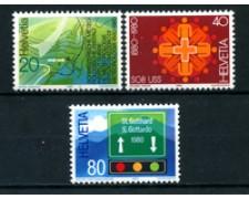 1980 - LOTTO/23148 - SVIZZERA - PROPAGANDA 3v. - NUOVI