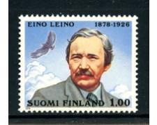 1978 - LOTTO/23154 - FINLANDIA -  EINO LEINO - NUOVO