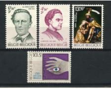 1975 - LOTTO/23172 - BELGIO - SOLIDARIETA' 4v. - NUOVI