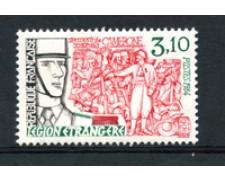 1984 - LOTTO/23176 - FRANCIA - LEGIONE STRANIERA - NUOVO