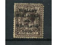 1922 - LOTTO/23183 - IRLANDA  - 9p. VIOLETTO NERO - USATO