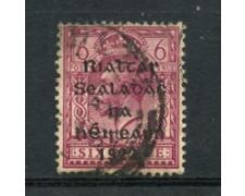 1922 - LOTTO/23184 - IRLANDA - 6p. LILLA - USATO