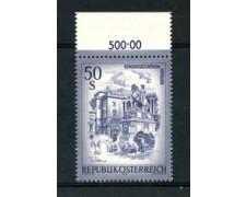 1975 - LOTTO/23334 - AUSTRIA - 50s. VIENNA - NUOVO