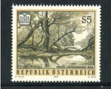 1989 - LOTTO/23347 - AUSTRIA - BELLEZZE NATURALISTICHE - NUOVO