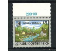1989 - LOTTO/23348 - AUSTRIA - WILDALPEN  - NUOVO