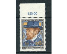 1989 - LOTTO/23353 - AUSTRIA - H.FRIED PREMIO NOBEL - NUOVO