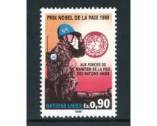 1989 - LOTTO/23378 - ONU SVIZZERA - PREMIO NOBEL - NUOVO
