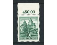 1957 - LOTTO/23468 - AUSTRIA - 10 Sc. HEIDENREICHSTEIN - NUOVO