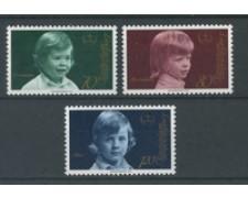 1975 - LOTTO/23494 - LIECHTENSTEIN - GIOVANI PRINCIPI 3v. - NUOVI