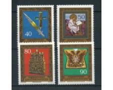 1977 - LOTTO/23513 - LIECHTENSTEIN - TESORO IMPERIALE 4v. - NUOVI