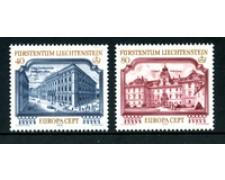1978 - LOTTO/23519 - LIECHTENSTEIN - EUROPA 2v. - NUOVI