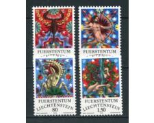 1978 - LOTTO/23523 - LIECHTENSTEIN - SEGNI DELL ZODIACO 4v. - NUOVI