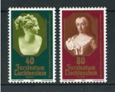 1980 - LOTTO/23532 - LIECHTENSTEIN - EUROPA 2v. - NUOVI