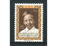 1970 - LOTTO/23350 - LIECHTENSEIN - NUOVO - CROCE ROSSA