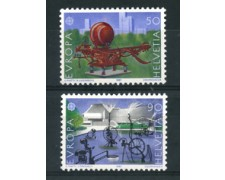 1987 - LOTTO/23565 - SVIZZERA - EUROPA 2v. - NUOVI