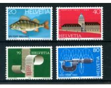 1983 - LOTTO/23596 - SVIZZERA - PROPAGANDA  4v. - NUOVI