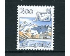 1983 - LOTTO/23599 - SVIZZERA - 2 Fr. ZODIACO VERGINE  - NUOVO
