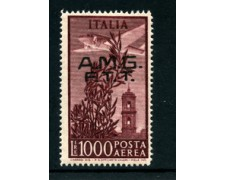1948 - LOTTO/23746 - TRIESTE A - POSTA AEREA 1000 LIRE  - NUOVO