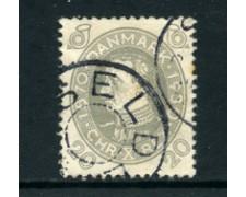 1930 - LOTTO/24087 - DANIMARCA - 20 o. COMPLEANNO RE CRISTIANO X - USATO