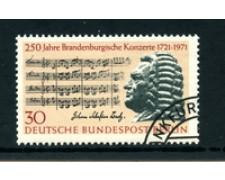 1971 - LOTTO/24131U - BERLINO - CONCERTI BRANDEMBURGHESI - USATO