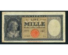 1947 - LOTTO/24140 - REPUBBLICA - 1000 LIRE BUSTO DELL 'ITALIA