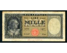 1947 - LOTTO/24143 - REPUBBLICA - 1000 LIRE BUSTO DELL' ITALIA