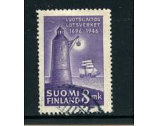 1946 - LOTTO/24166 - FINLANDIA - ISTITUZIONE PILOTAGGIO 1v. - USATO