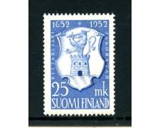 1952 - LOTTO/24178 - FINLANDIA - CITTA' DI PIETARSAARI - NUOVO