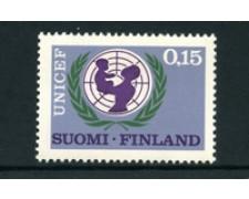 1966 - LOTTO/24183 - FINLANDIA - 20° ANNIVERSARIO UNICEF - NUOVO