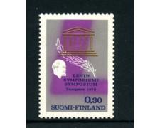 1970 - LOTTO/24186 - FINLANDIA - UNESCO SIMPOSIO  LENIN - NUOVO