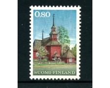 1963/74 - LOTTO/24187 - FINLANDIA - CHIESA DI KEURU - NUOVO