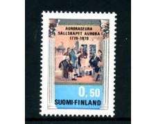 1970 - LOTTO/24190 - FINLANDIA - SOCIETA' AURORA - NUOVO