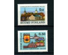 1970 - LOTTO/24191 - FINLANDIA - CITTA' DI UUSIKARLEPYY E KOKKOLA - NUOVI