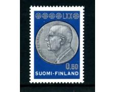 1970 - LOTTO/24192 - FINLANDIA - COMPLEANNO DI U. KEKKONEN - NUOVO