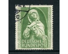 1952 - LOTTO/24236 - GERMANIA FEDERALE - MUSEO DI NORIMBERGA - USATO
